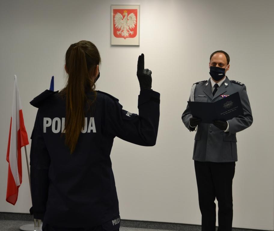 Fot. KMP Nowy Sącz