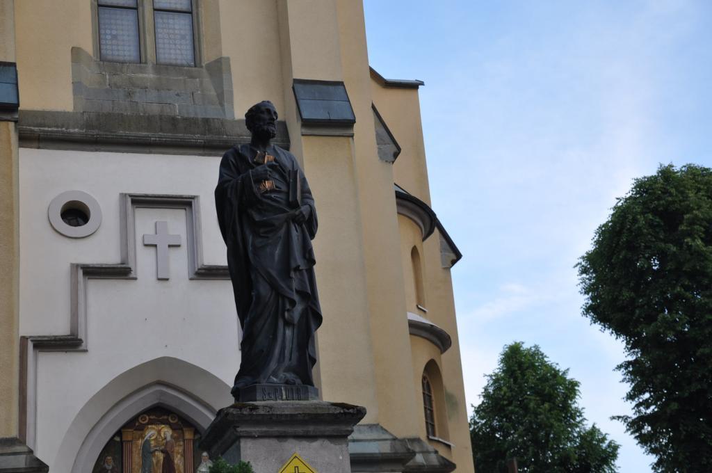 Kościół w Nawojowej, fot. SS