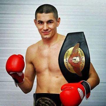 Rafał Dudek, kickboxing, Nowy Sącz, sport, Sądeczanin.info