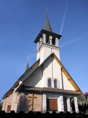 Kościół w Jasiennej