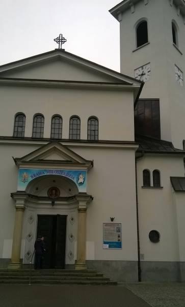 Kościół zdrojowy Krynica
