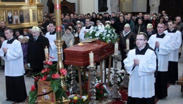 Pogrzeb abp Życińskiego
