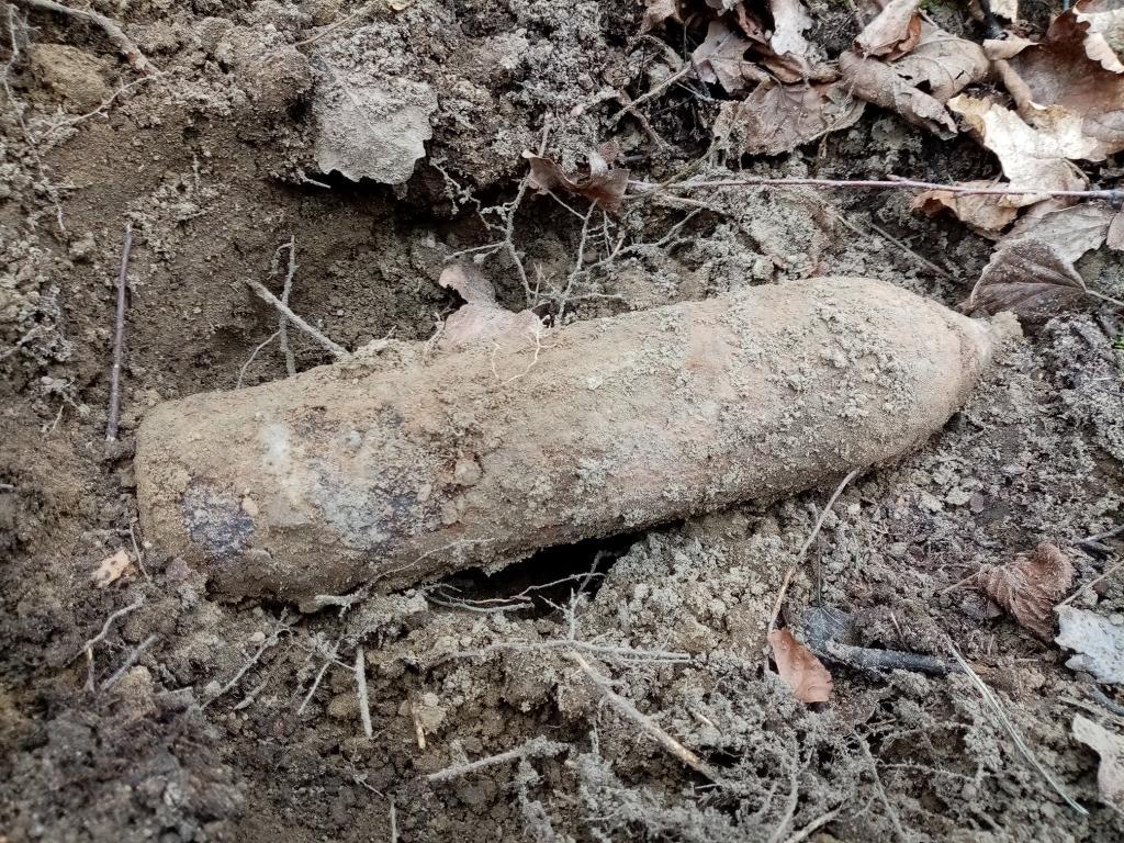 Stary Sącz: pasjonaci zamiast skarbów znaleźli aż trzy niewybuchy!