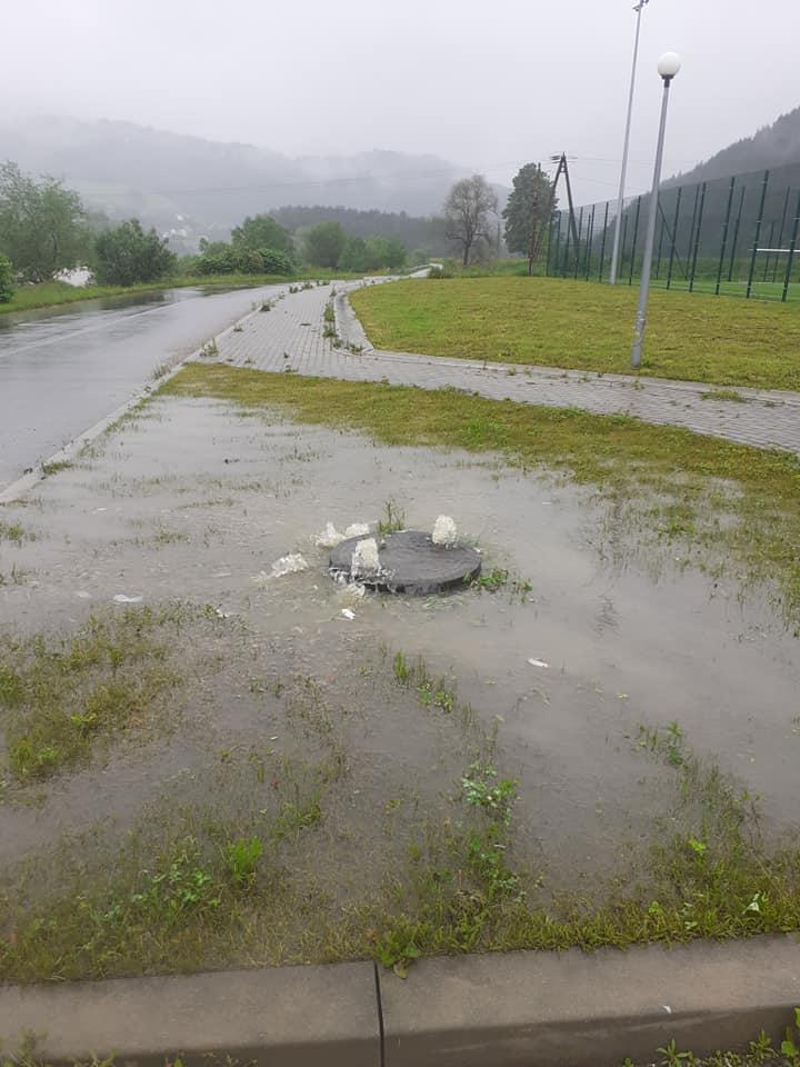 Piwniczanie: jak Słowacy spuszczą wodę u siebie, to będzie po nas!