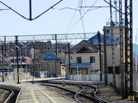 Dworzec kolejowy w Krynicy-Zdroju ożyje? Miasto czeka na wycenę obiektu