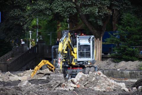 Krynica: modernizacja Parku Dukieta rozpoczęta