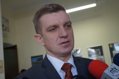 Sławomir Kmak dyrektorem krynickiego szpitala