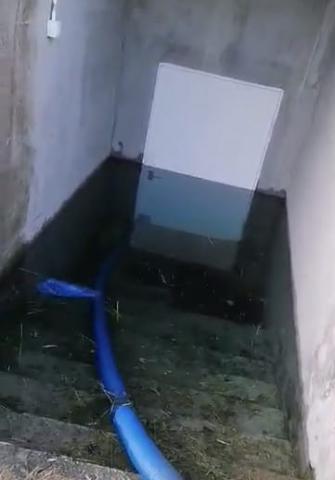 Chełmiec: całe kubiki wody szlag trafił a mieszkańcy mieli sucho w kranach