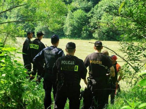 W Świniarsku w Dunajcu znaleziono zwłoki mężczyzny. Czy to zaginiony 32-latek?