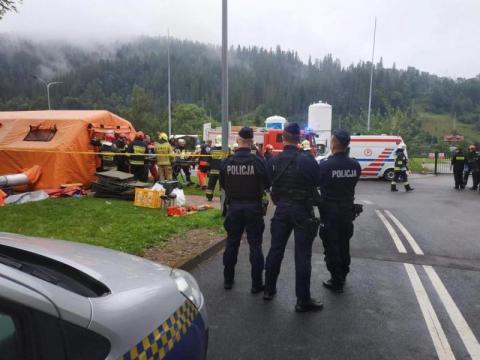 Piorun zabił pięć osób, w tym dwoje dzieci. Nie ma winnych tragedii w Tatrach?