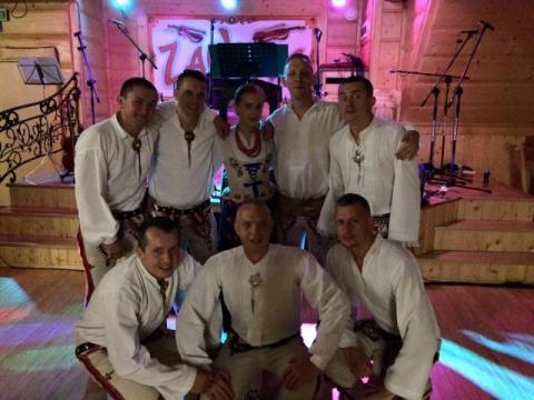 Koncert Kapeli Ciupaga i Lachoskie Godonie – gramy FOLKowo dla Róży. Gdzie?