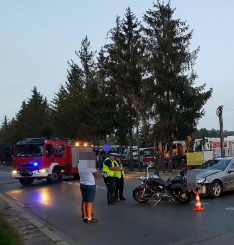 Wypadek ul. Tarnowska