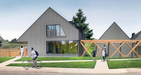 Stary Sącz rusza z budową dwóch nowych przedszkoli. Projekty robią wrażenie