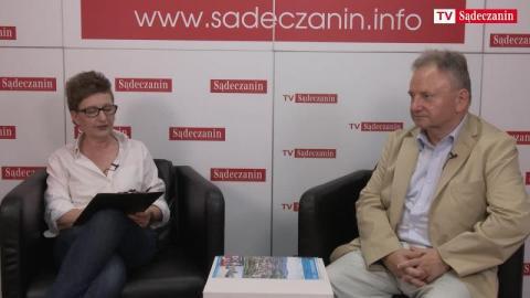 Rozmowa dnia: niezwykły wyczyn burmistrza Muszyny Jana Golby [WIDEO]