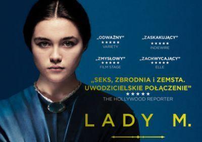 """Kino Konesera w Heliosie: """"Lady M."""" Wygraj bilety!"""