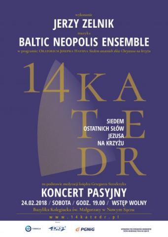Koncert pasyjny w nowosądeckiej bazylice