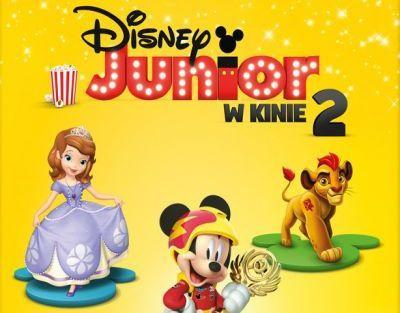 Helios dla dzieci: Disney Junior 2. Wygraj bilet!
