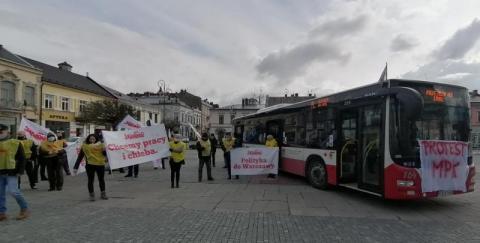 Nowy Sącz: plan ratunkowy dla spółki MPK. Propozycja dołożenia 4 mln złotych