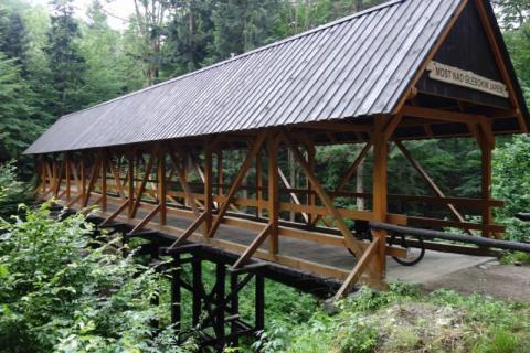 Most zakochanych, Rytro, fot. Marek Ryglewicz