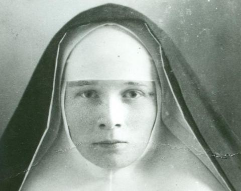 Stanisława Maria Rodzińska - siostra Julia