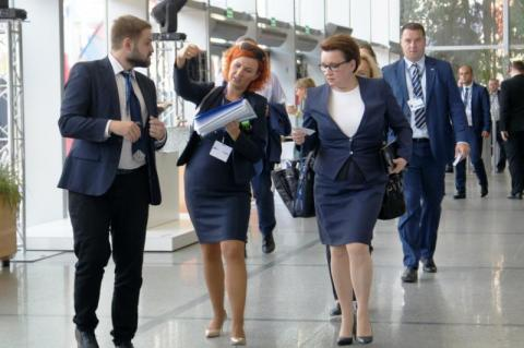 Ministrowie rządu szykują się na Forum. W Krynicy będą Zalewska i Rafalska