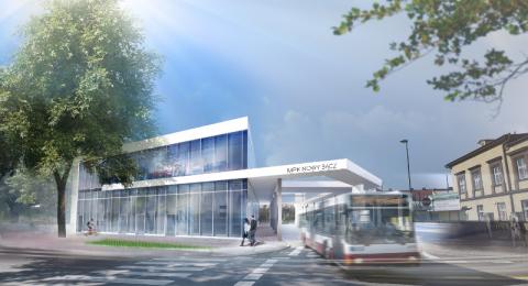 Nowy dworzec MPK będzie dwupiętrowy – podobają się Wam wizualizacje?