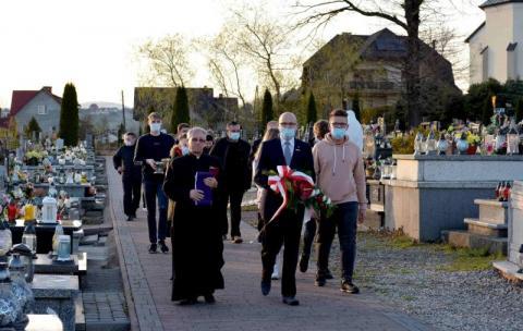 Uczcili sądeckich kapłanów zamordowanych przez Niemców