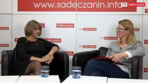 Poseł Barbara Bartuś: składki ZUS rosną, bo Polacy zarabiają coraz więcej