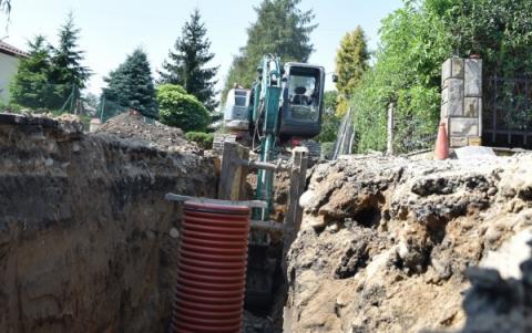 Chełmiec: koniec z kanalizacyjną gehenną w Świniarsku i nie tylko