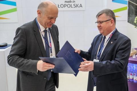Małopolska już szykuje do Forum Ekonomicznego