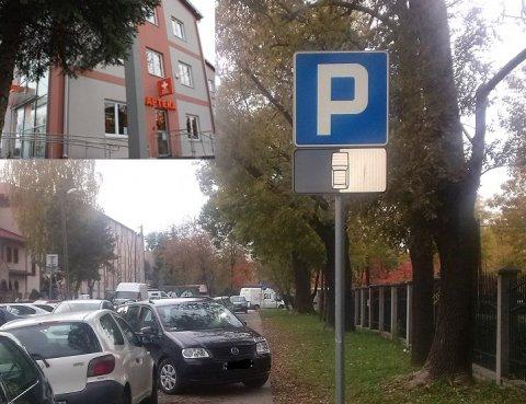 """Sąd przy Strzeleckiej - brak parkingu, Urząd Skarbowy - brak parkingu, przychodnia - brak parkingu to i """"świętych krów"""" dostatek"""