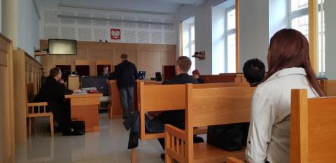 Ruszył proces w sprawie tragicznego wypadku w Łęce. Oskarżony stanął przed sądem