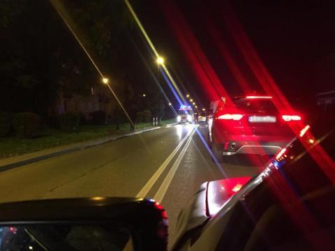 Dramatyczny wypadek na ul. Limanowskiego. Lekarze walczą o życie nastolatki