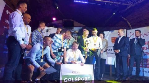 Gala SUFIGS Ligi Orlika 2017