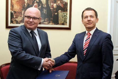 Wojciech Piech zapowiada, że chce się skupić na zagadnieniach infrastrukturalnych