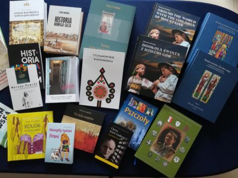 książki targi konkurs Kumor