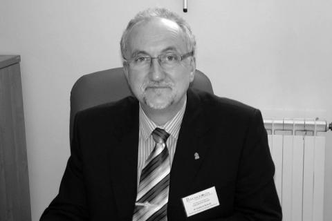 Andrzej Bulzak, były rektor WSB jutro wyruszy swoją w ostatnią drogę