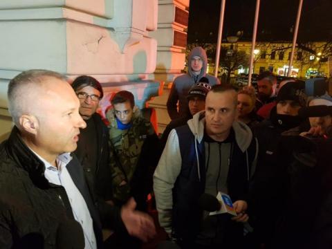 Apel kibiców Sandecji do władz miasta. Ważą się losy budowy nowego stadionu