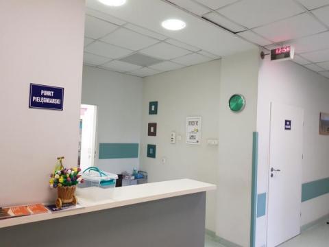 Transformacja cyfrowa w służbie zdrowia, fot. Iga Michalec