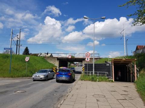 Remont wiaduktu na ul. Zielonej, fot. Iga Michalec