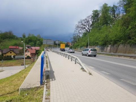 remont estakady na ul. Tarnowskiej, fot. Iga Michalec
