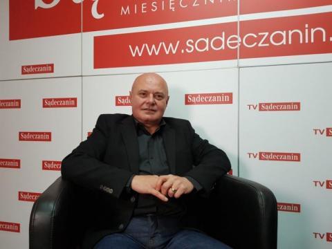 Ryszard Nowak, fot. Iga Michalec