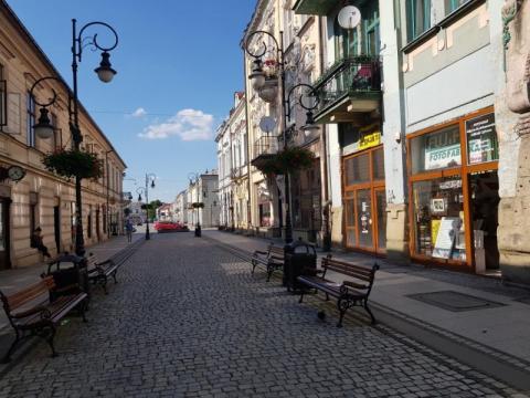 Gdzie jest kostka bazaltowa z ul. Jagiellońskiej?, fot. Iga Michalec
