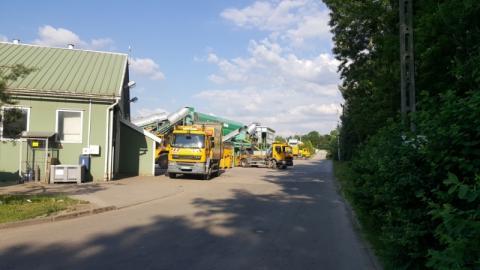 Pilne, zmiana harmonogramu wywozu śmieci w Kamionce Wielkiej