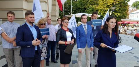 Konfederacja przedstawiła kandydatów do Sejmu. Kto będzie startował z okręgu 14?