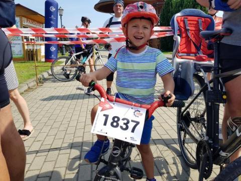 Stary Sącz: wielkie święto rowerowych rodzin, czyli Małopolska Tour! [ZDJĘCIA]