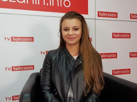 Rozmowa dnia: Marcelina Czepiel ma 17 lat, a już jechała z prędkością 200 km/h