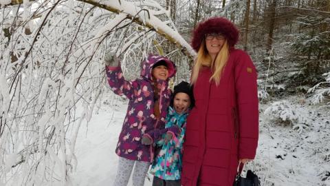 Sezon śniegowy na Sądecczyźnie ogłaszamy za otwarty!