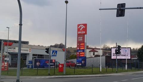 Dlaczego w Nowym Sączu paliwo jest droższe niż w innych polskich miastach?