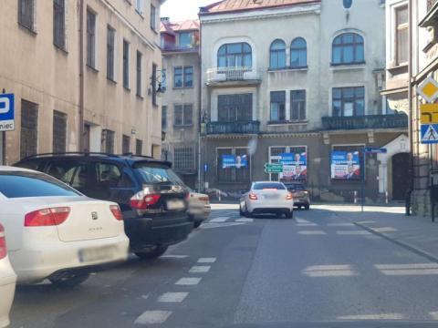 Kierowcy uważajcie na ul. Dunajewskiego. Tutaj kiedyś dojdzie do tragedii
